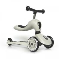 Trotineta 2in1 Scoot & Ride HighwayKick 1 Ash